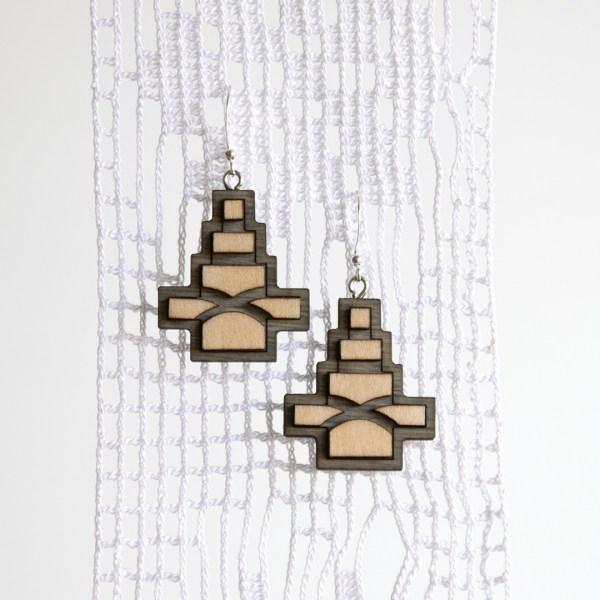Kõrvarõngad HIIU PITS | Irina Tammis Design