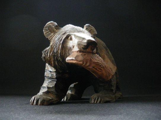 ainu bear 2