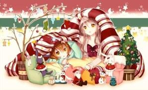 Fredag 19 december: Juleafslutning med jule anime