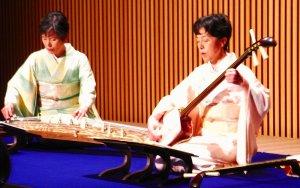 Fredag 25 august 2017 - Japansk folkemusik