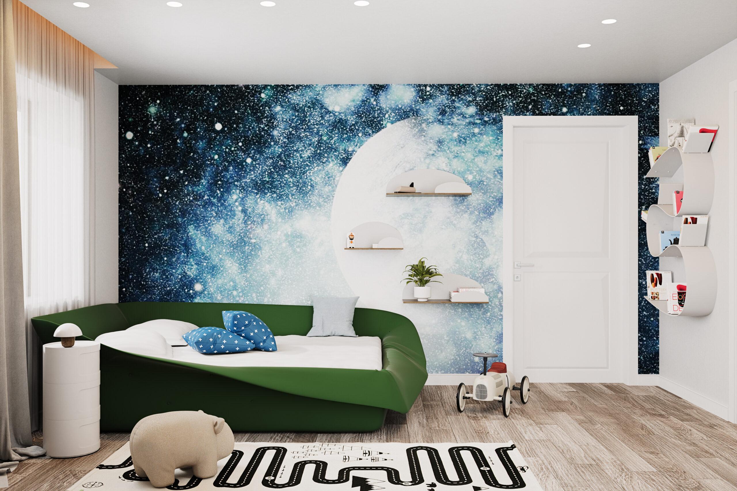 AIO – Aiografic – Design Interior Cluj-Napoca – 5 dormitor Copil2