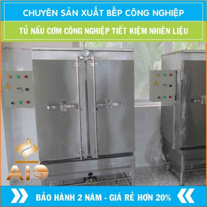 tu com cong nghiep gia re - Tủ nấu cơm điện công nghiệp 6 khay