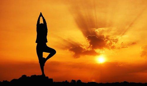Hatha Yoga - balance of the sun an d the moon