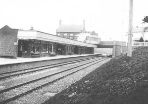 Rugby Central Railway Station