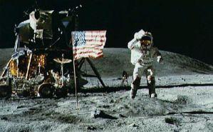 Man Walks on the Moon – Fact of Fiction?