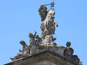 St James the Patron Saint of Spain