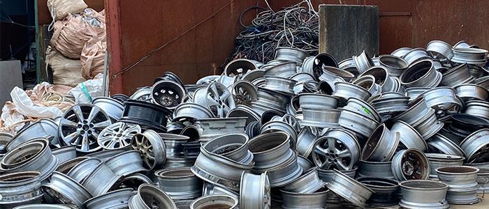 アルミホイール買取|非鉄金属買取の神田重量金属株式会社