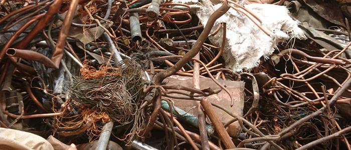下銅の取扱をしています、滋賀県非鉄金属買取の神田重量金属株式会社