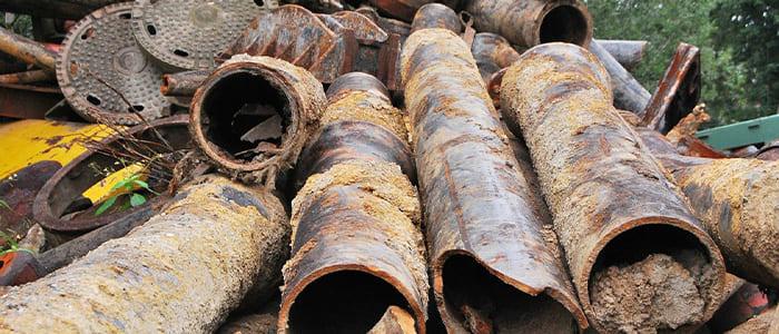鉄の鋳物の取扱、滋賀県金属買取の神田重量金属株式会社