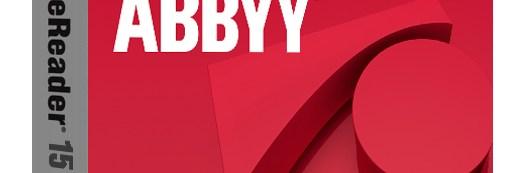 ABBYY FineReader Serial Key