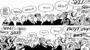 10 neįtikėtinų Saxo Bank prognozių 2017 metams