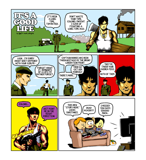 """AiPT Presents: It's a Good Life - """"Going Commando"""""""