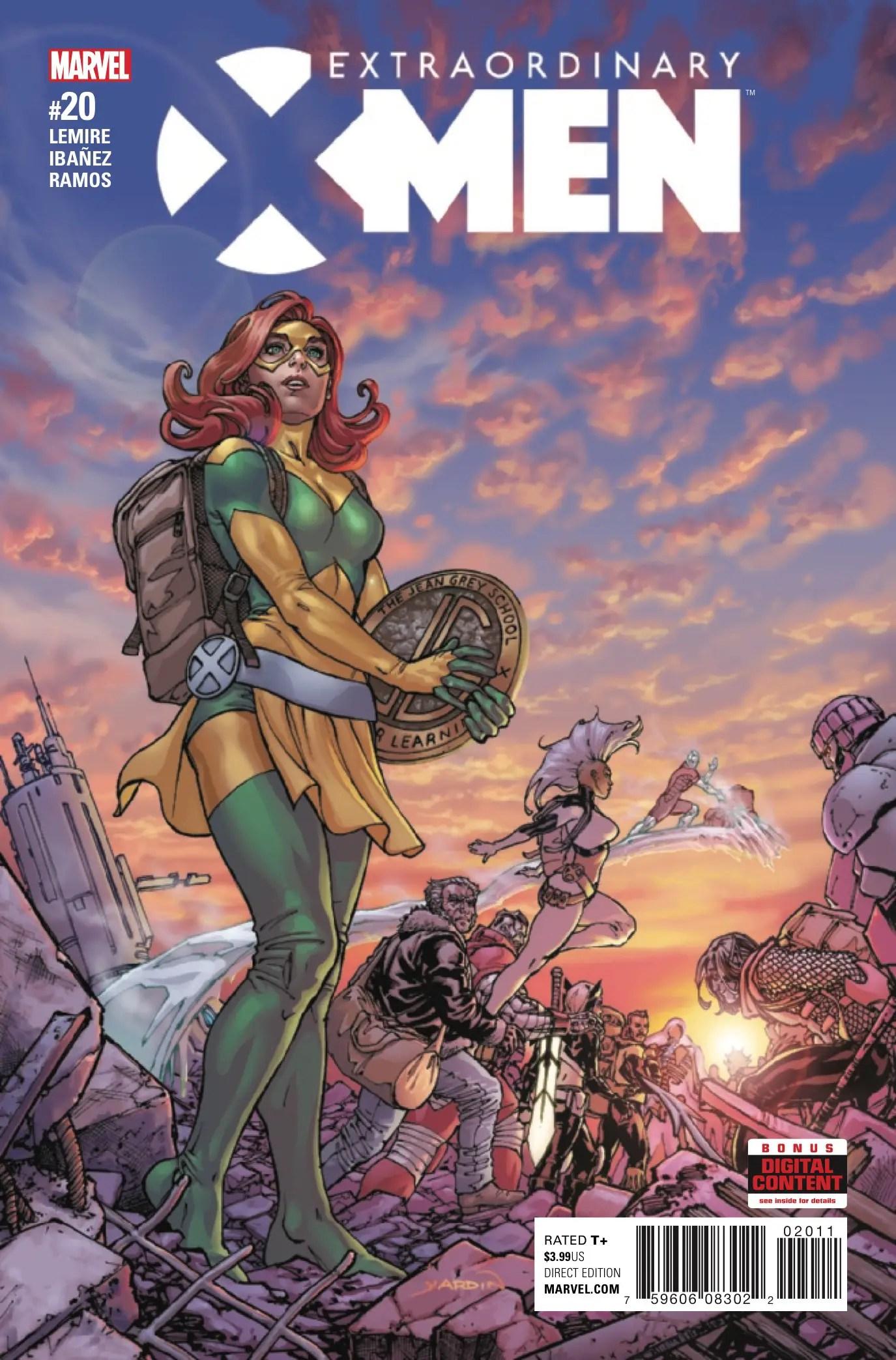 Extraordinary X-Men #20 Review