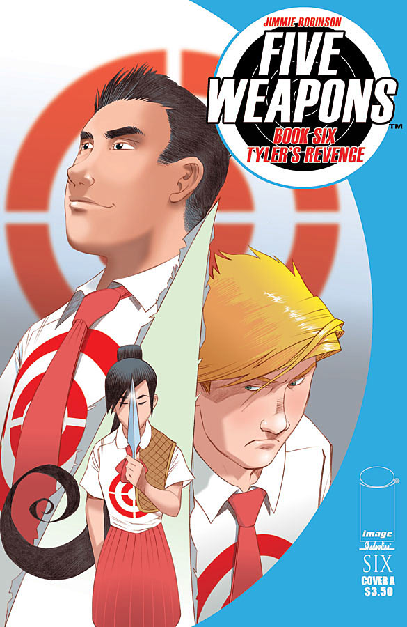 Is It Good? Five Weapons #6 Review
