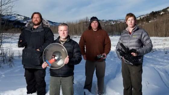 Adventures in Poor TV: Finding Bigfoot - Part 2