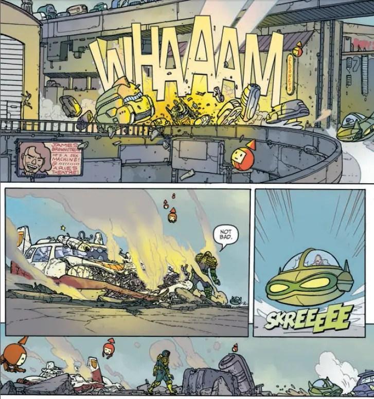 Is It Good? Judge Dredd: Mega-City Two #1 Review