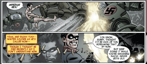 Is It Good? All-New Invaders #1 Review