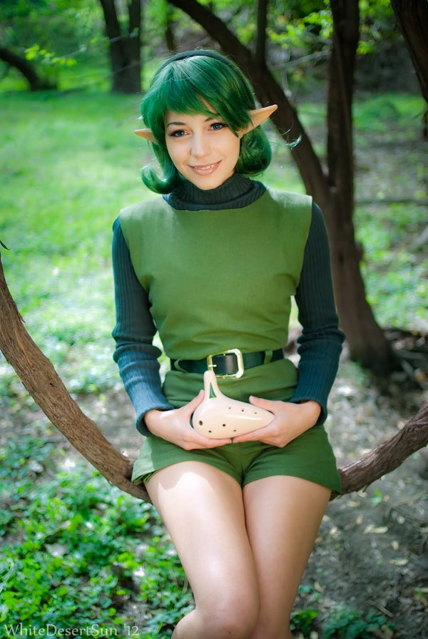 legend_of_zelda_saria_cosplay