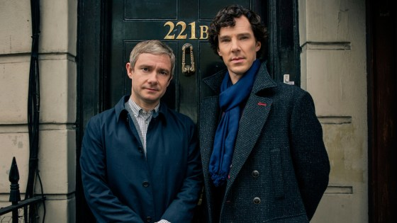 "Sherlock Review: Season 3 Episode 1 ""The Empty Hearse"""