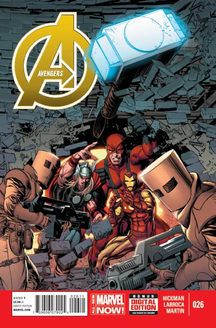 It It Good? Avengers #26 Review