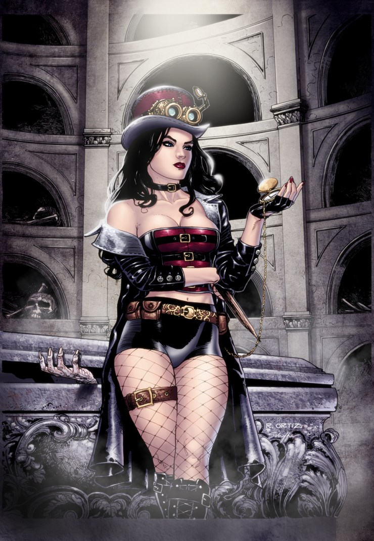 Pat Shand Speaks about Helsing, Cosplay and the Shand Holiday
