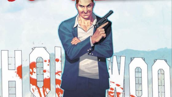 Crime pays in Hollywood, especially when it comes to the movies, but what if you combined the two? Image Comics has themselves a self-professed crime/comedy on their hands with a new #1 out today; so in all its killing, is it good?
