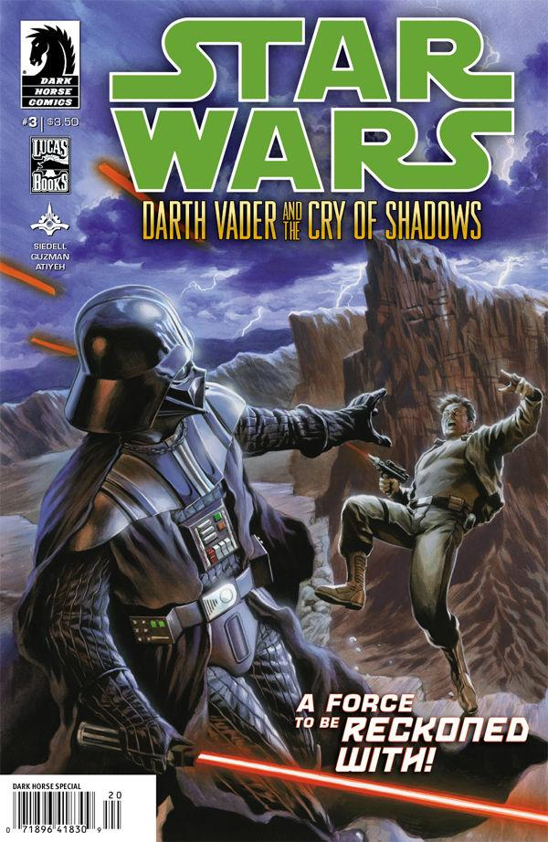 Is It Good? Star Wars: Darth Vader and the Cry of Shadows #3 Review
