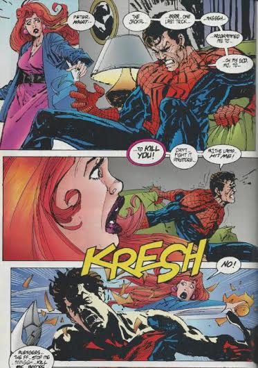 spider-man-the-clone-saga-spidey-mary-jane