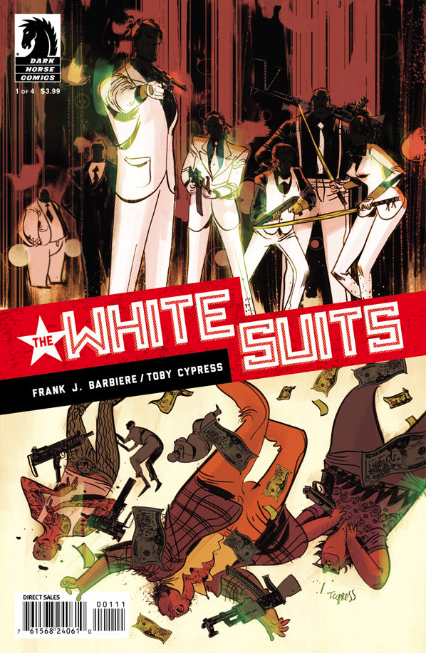Is It Good? The White Suits #1 Review