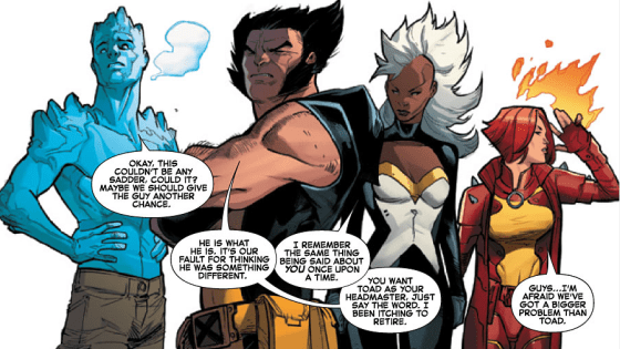 Is it Good? Wolverine and the X-Men #41 Review