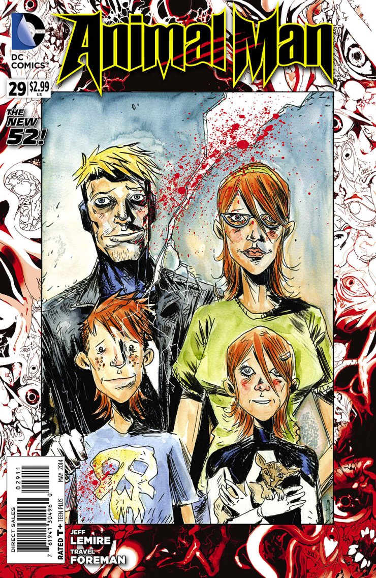 Is It Good? Animal Man #29 Review