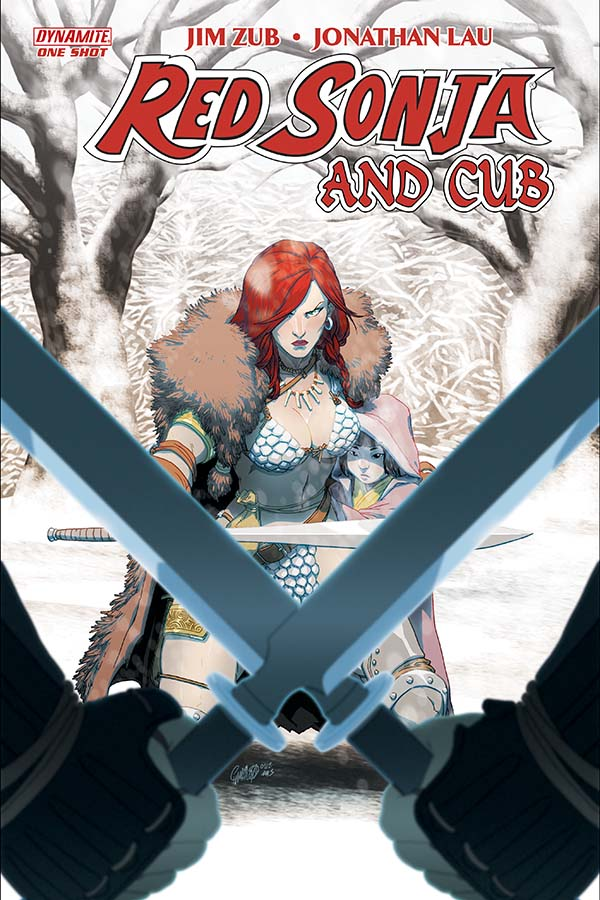"""Seriously, every comic should have a one-shot with the title and """"...and Cub."""" Best marketing ever. Why? Well go Google Lonewolf and Cub. Okay, you back? Pretty cool right? Well, Sonja gets her own cub in this week's one-shot. Is it good?"""