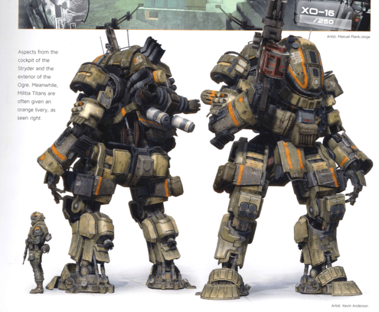 'The Art of Titanfall' Review