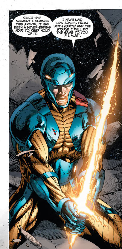 Is It Good? X-O Manowar #24 Review