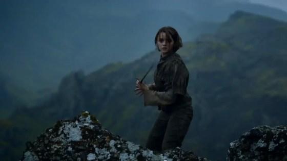 Arya Stark actress Maisie Williams reveals 'Game of Thrones' Season 8 premiere date