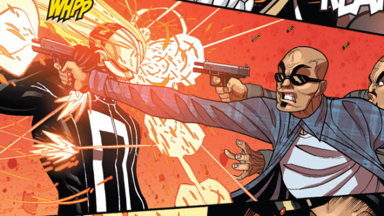 Is It Good?  All-New Ghost Rider #2 Review