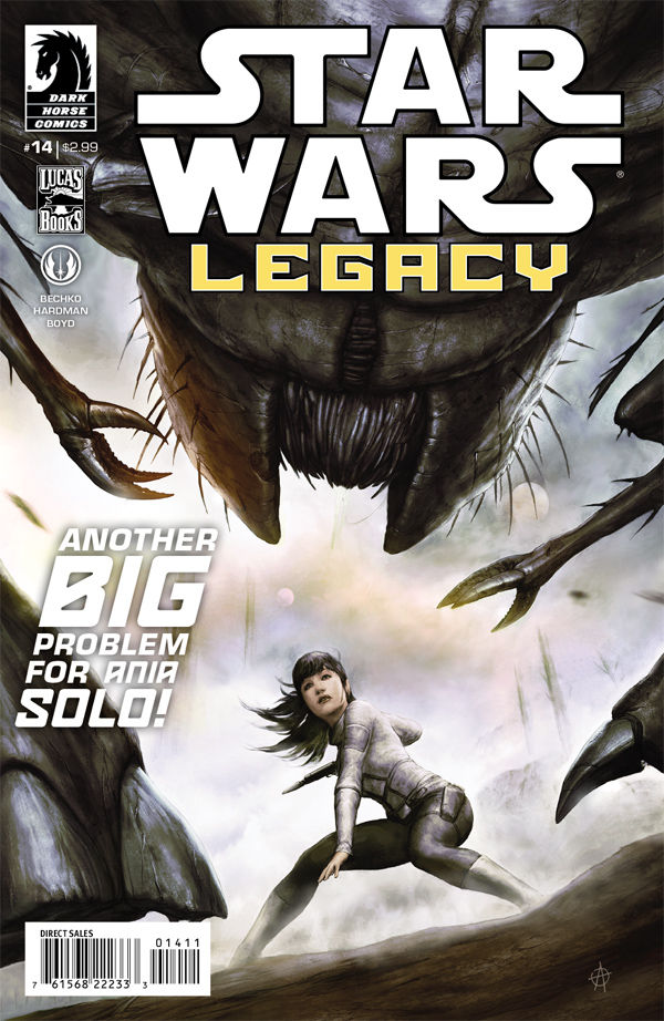 Is It Good? Star Wars: Legacy #14 Review