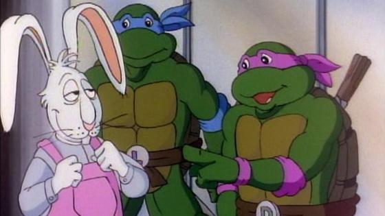 Alright, there's no sense wasting any time; I'm just gonna jump right into Teenage Mutant Ninja Turtles - Season 5 and keep moving.