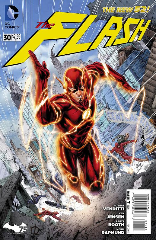 the-flash-30-cover