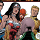 Time to move forward now that Forever Evil has bitten the dust. It's a new day and a brand new direction for Justice League, along with some new characters on the team. Is it good?