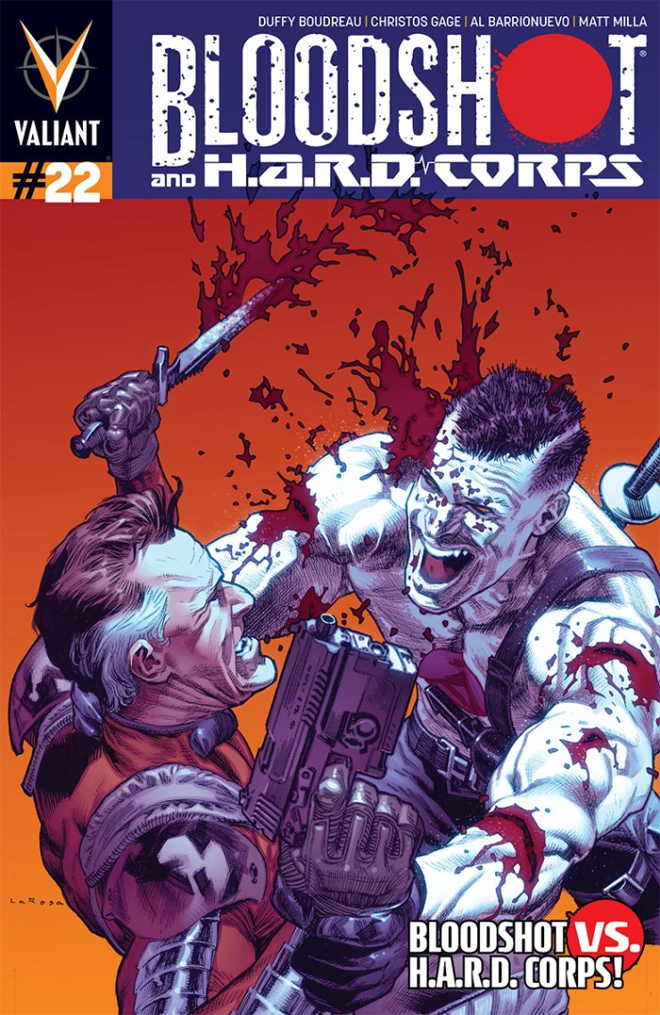 Is It Good? Bloodshot and the H.A.R.D. Corps #22 Review