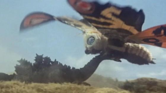 Godzilla: The Showa Series, Part 4: Mothra vs. Godzilla (1964)