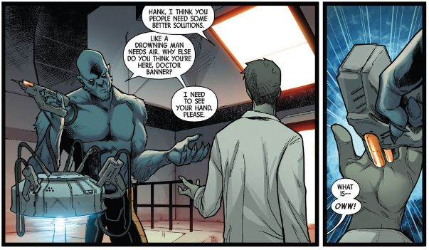 Is It Good? New Avengers #18 Review