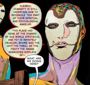 Is It Good? Clive Barker's Next Testament #9 Review