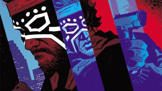 Soon to be known as one of Dark Horse Comics best series ever, Dream Thief is back in all its semi-superhero, always crime-driven glory. How is the beginning to the new arc? Is it good?