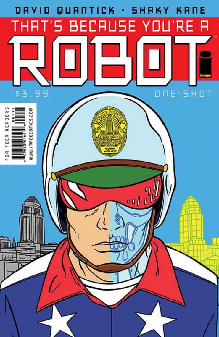 Is It Good? That's Because You're A Robot Review