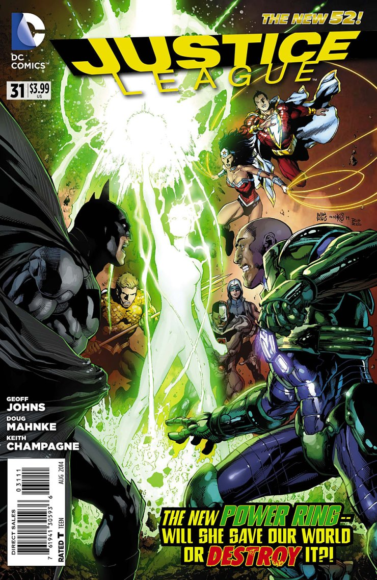 Is It Good? Justice League #31 Review
