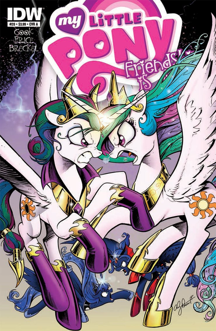 Is It Good? My Little Pony: Friendship is Magic #20 Review