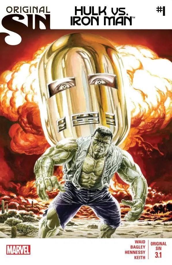 Is It Good? Original Sin: Hulk vs. Iron Man #1 Review