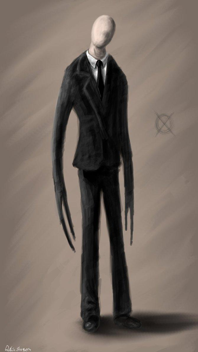 Reality Check: Slender Man Made Me Do It